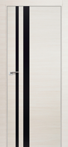 door Milano 17Z White Ash Crosscut