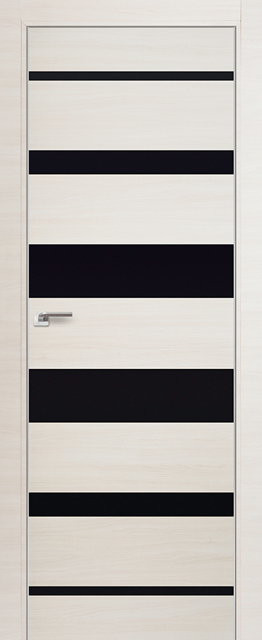 Milano 18z white ash crosscut for 18 inch interior door white