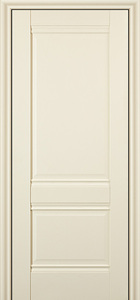 door Milano 1X White Ash