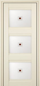 door Milano 4X White Ash