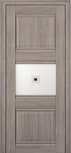 door Milano 5X Walnut Pecan