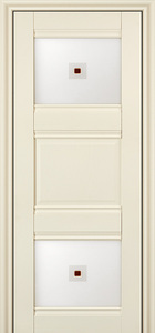 door Milano-6X White Ash