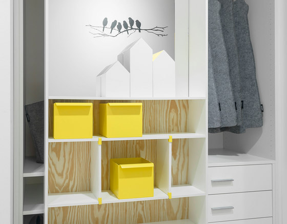 Rima Fino Shelves