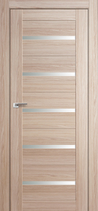 door Milano-7X Сappuccino Crosscut