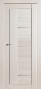 contemporary interior door Milano-17X White Ash