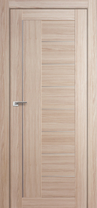 door Milano-17X Сappuccino Crosscut