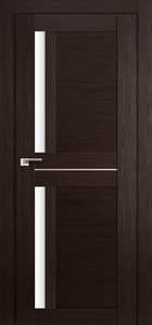 contemporary interior door Milano-19X Wenge Melinga
