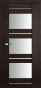 contemporary interior door Milano-41X Wenge Melinga