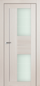 door Milano-44X White Ash Crosscut
