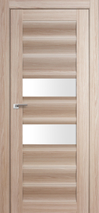 door Milano-77X Сappuccino Crosscut