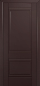 door Milano-1U Dark brown