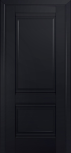 door Milano-1U Black mat