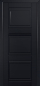 door Milano-3U Black mat
