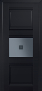 door Milano-5U Black mat