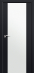 door Milano-8U Black mat