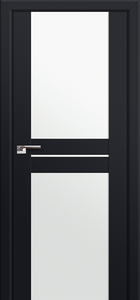 door Milano-10U Black mat