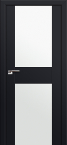 door Milano-11U Black mat