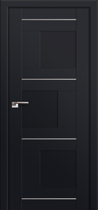 door Milano-12U Black mat