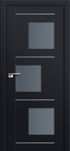 door Milano-13U Black mat