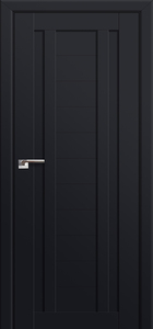 door Milano-14U Black mat