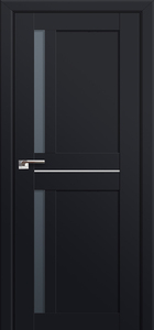 door Milano-19U Black mat