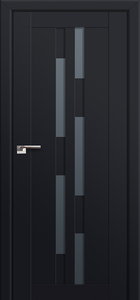 door Milano-30U Black mat