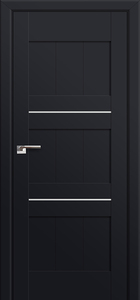 door Milano-34U Black mat