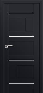 door Milano-38U Black mat