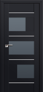 door Milano-39U Black mat