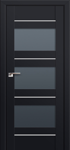 door Milano-41U Black mat