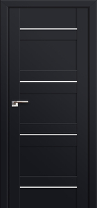 door Milano-42U Black mat