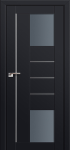 door Milano-43U Black mat