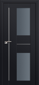 door Milano-44U Black mat