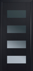 door Milano-46U Black mat