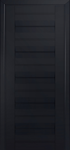 door Milano-48U Black mat