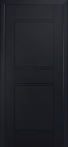 door Milano-50U Black mat