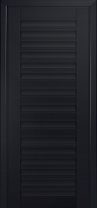 door Milano-54U Black mat