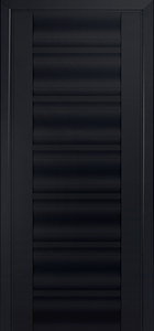 door Milano-56U Black mat