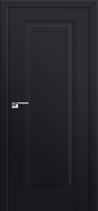 door Milano-64U Black mat