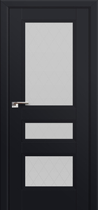 door Milano-69U Black mat