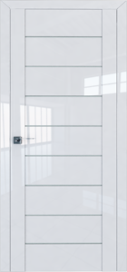 modern interior door Expo-45L White