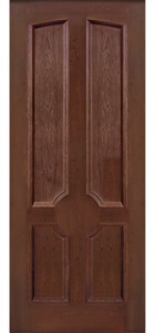 door Milano-PRAGUE Mahogany