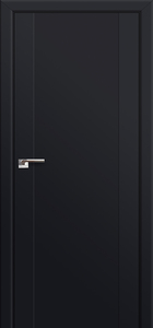 door Milano-20U Black mat