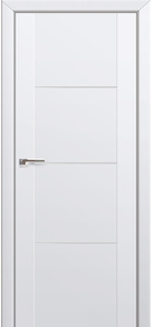 contemporary interior door Expo-3Q White