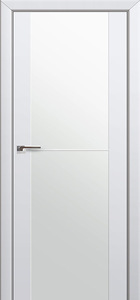 door Expo-1C White Glass