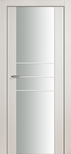 door Expo-3C White Ash Glass