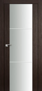 door Expo-2Q Gray Glass