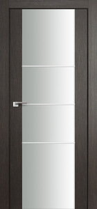 door Expo-3Q Wenge Glass