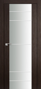 door Expo-5Q Gray Glass