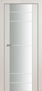 door Expo-5Q White Ash Glass